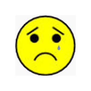 Clip Art Clipart Sad Face kijxebget jpg www sad face images clipart best