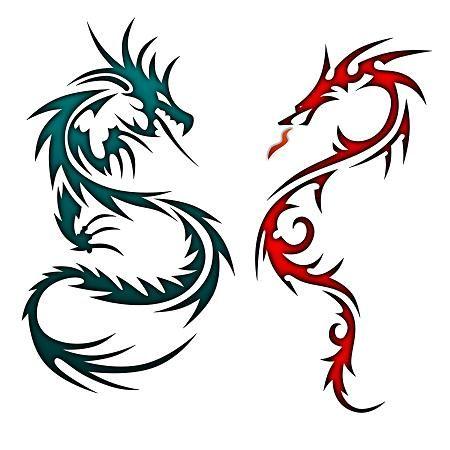 50 Small Dragon Tattoos For Men  FireBreathing Design Ideas