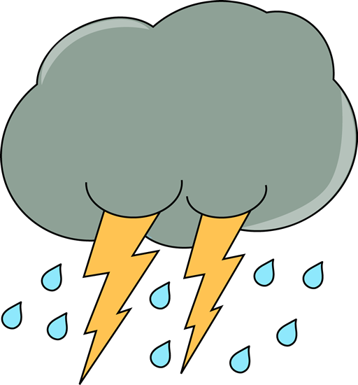 Rain Cloud Cartoon - ClipArt Best
