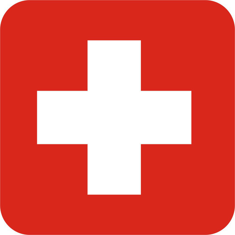 First Aid Symbol Red - ClipArt Best