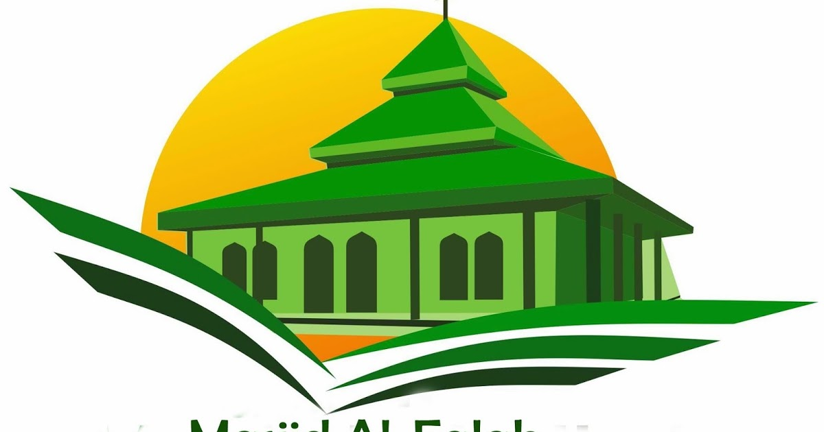 masjid animasi   clipart best