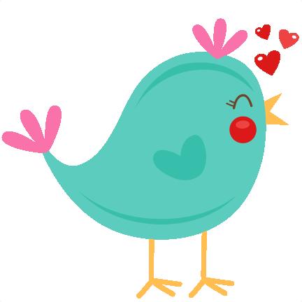 Cute Bird Silhouette - ClipArt Best
