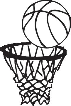 Basketball Net Clipart - ClipArt Best