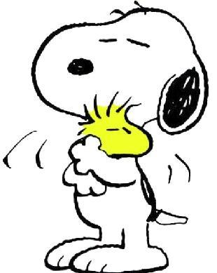 SNOOPY AND WOODSTOCK!!!! | CLIP ART-