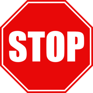 Striking image pertaining to printable picture of a stop sign