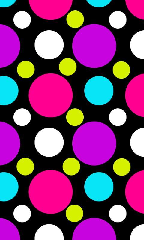 Polka dot wallpaper clipart best clipart best for Polka dot wallpaper