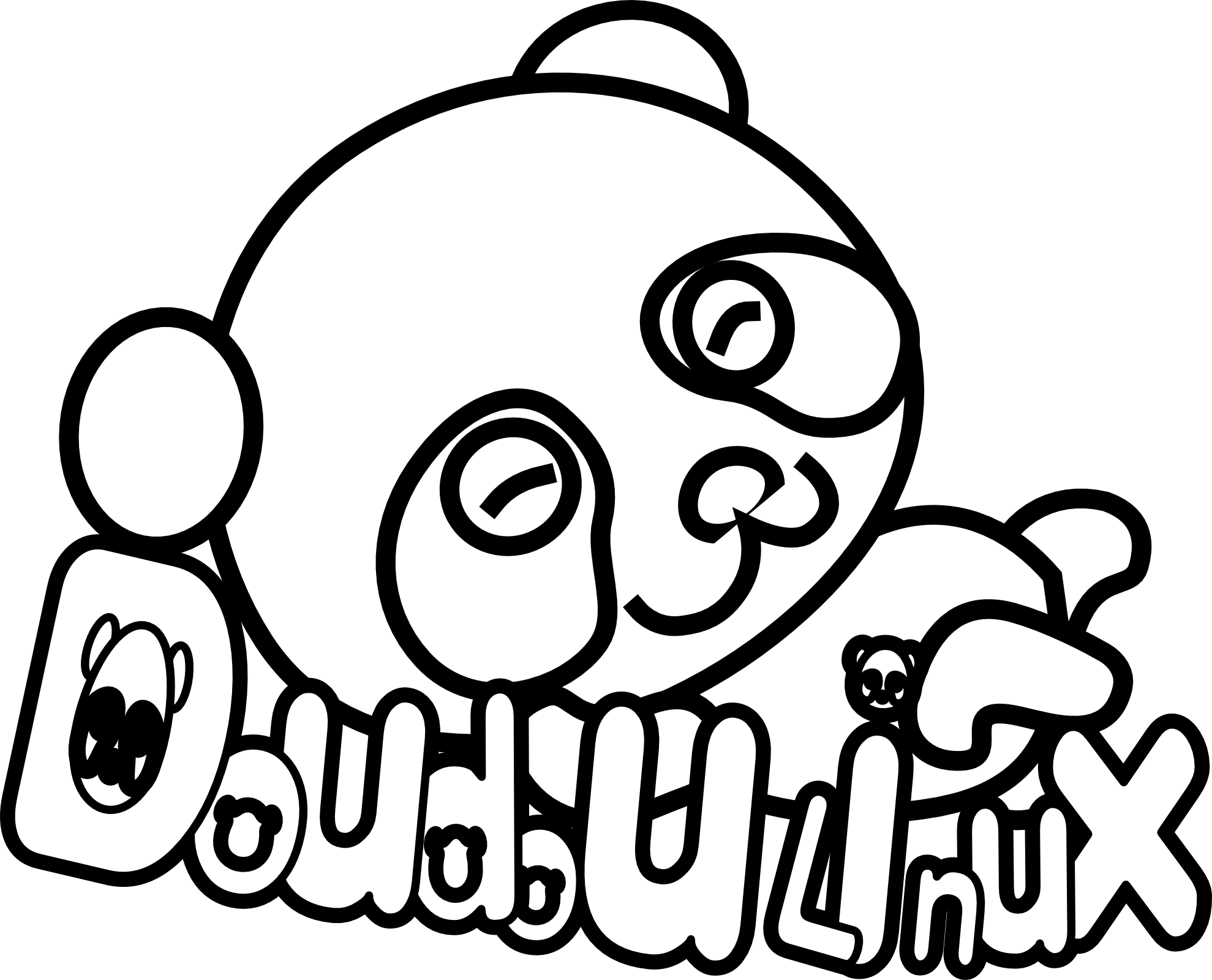 Cute Baby Panda Coloring Pages - Get Coloring Pages | 1600x1979