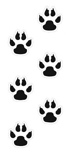 Cat Paw Print Images - ClipArt Best