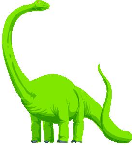 Dino clip art - vector clip art online, royalty free & public domain