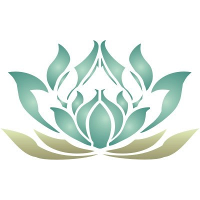 lotus flower stencil tattoo design bild clipart best clipart