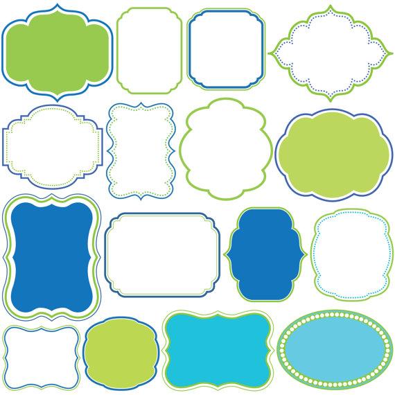 free clip art frames for teachers - photo #44