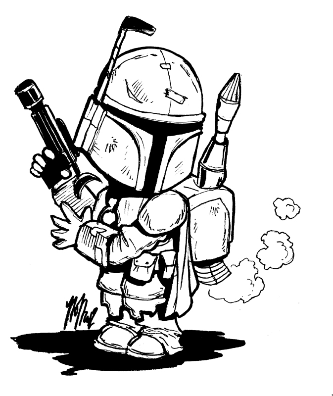 Star Wars Line Art Clipart Best Clipart Best Clipart
