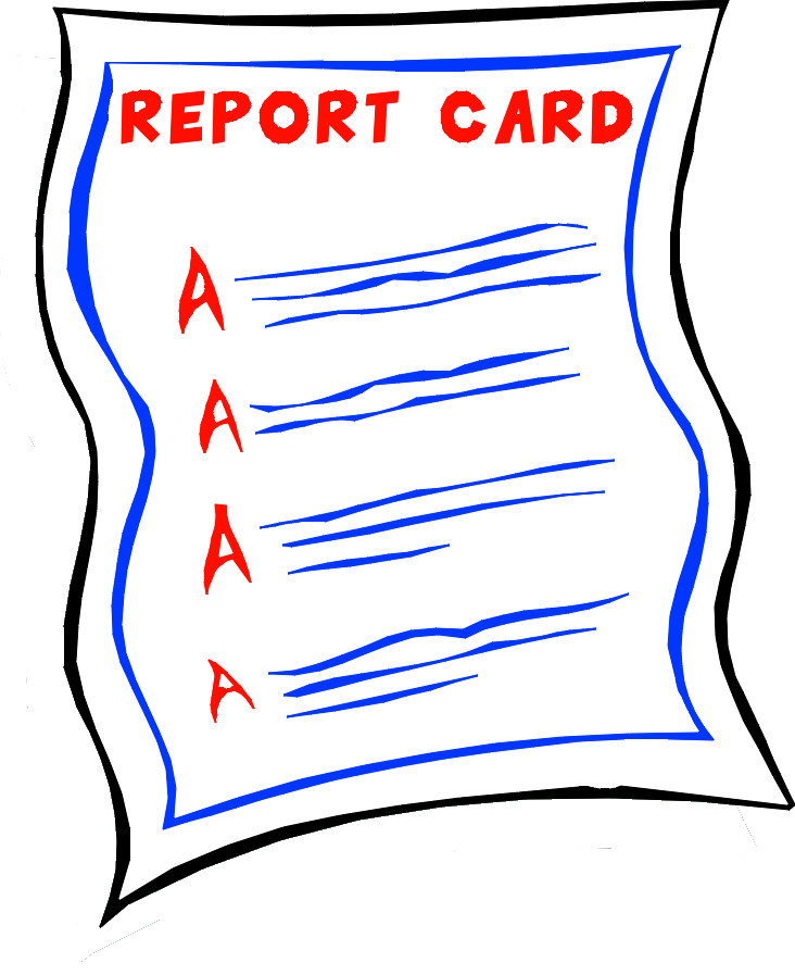 how to change report card grades on computer
