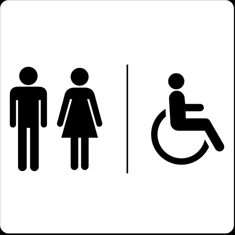 Toilet sign free vector download (6,914 Free vector) for ...