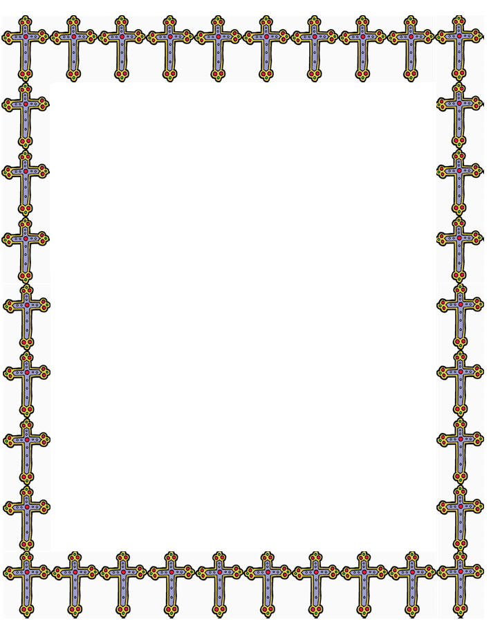 Free Printable Paper Border Designs Christian - ClipArt Best