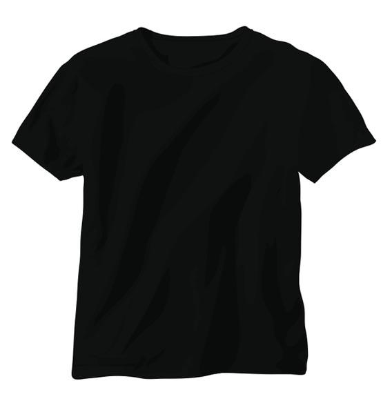 Black Tshirt Front Back Images Stock Photos amp Vectors