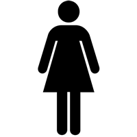 Toilet Logo Vector (.EPS) Free Download