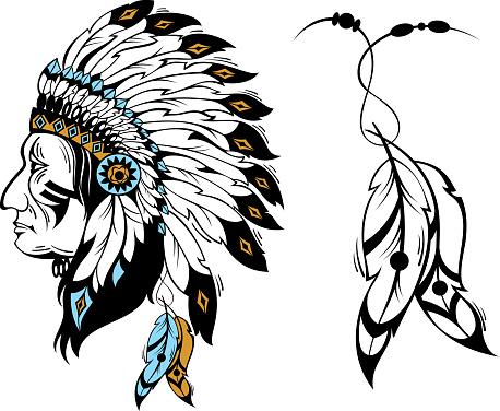free vector native american - photo #3