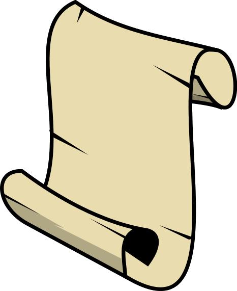 Vertical Scrolls Clipart - ClipArt Best
