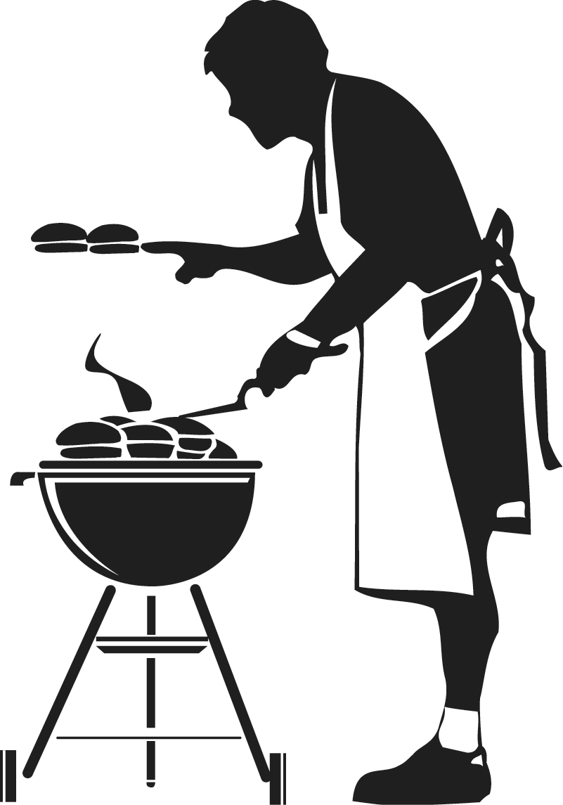 Bbq Grill Clip Art Cookout clip art free