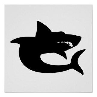 Shark Silhouette Clipart Best