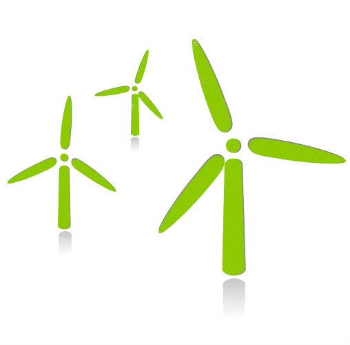 Wind Turbine Cartoon - ClipArt Best