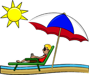 Clipart Of The Beach - ClipArt Best
