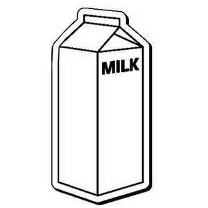 How To Draw A Milk Carton - ClipArt Best