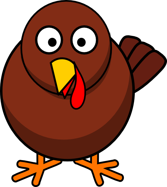 Funny Turkey Clip Art - ClipArt Best