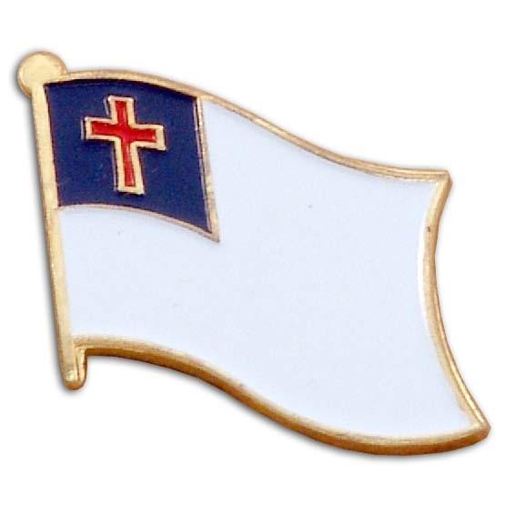Free Clip Art Christian Flag