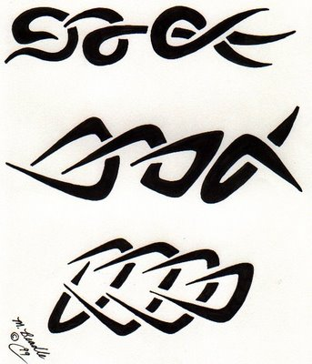 20000 Printable Tattoo Designs And Stencils Free Tribal Tattoo Design