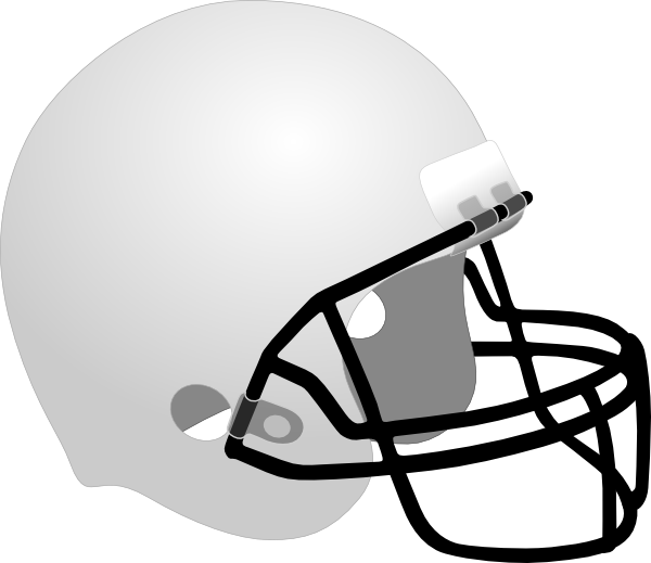 Football Helmet Outline Football Helmet Clip Art
