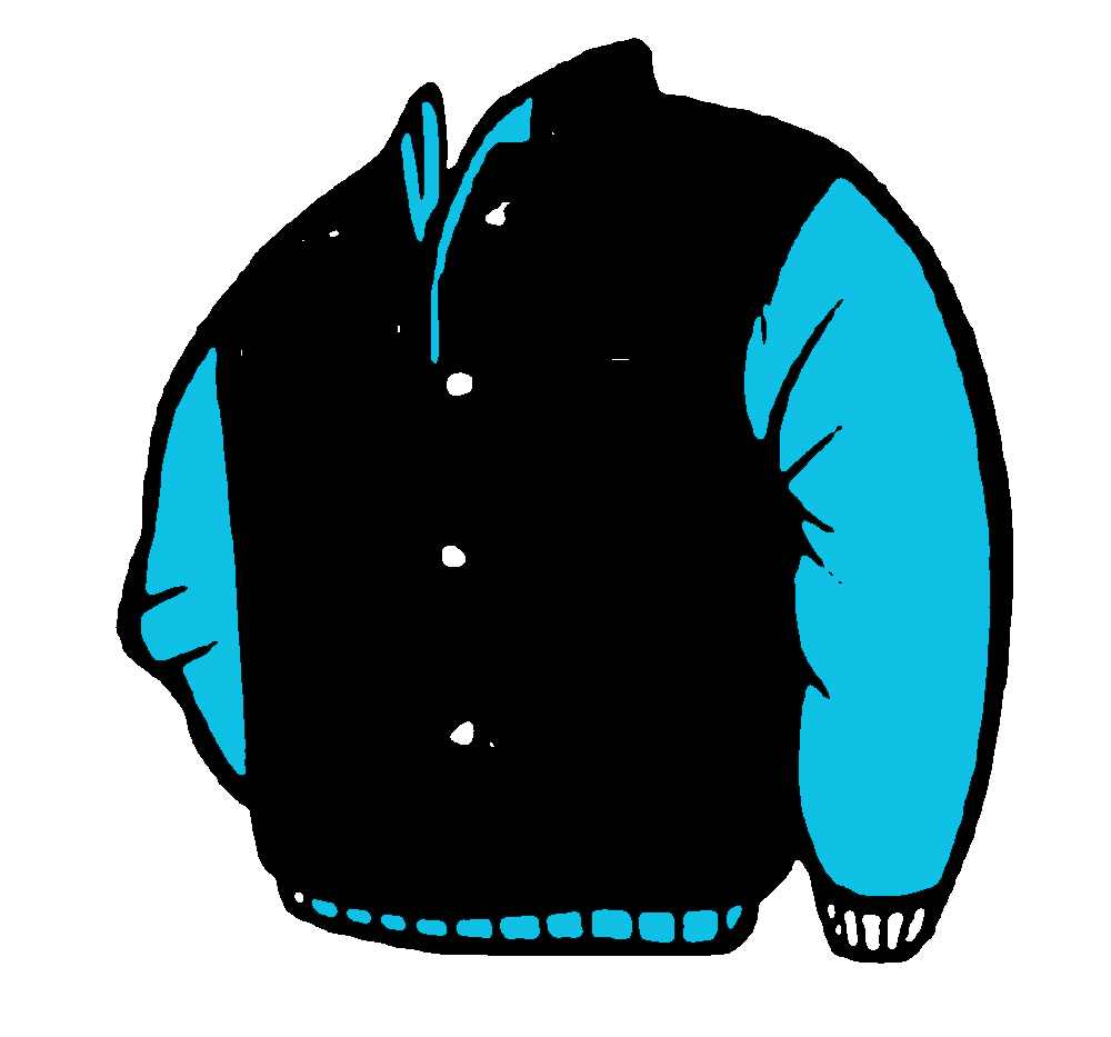 clipart of a jacket - photo #4