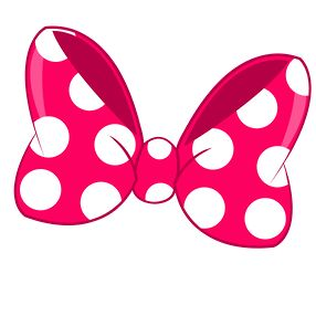 Minnie Mouse Bow Png - ClipArt Best