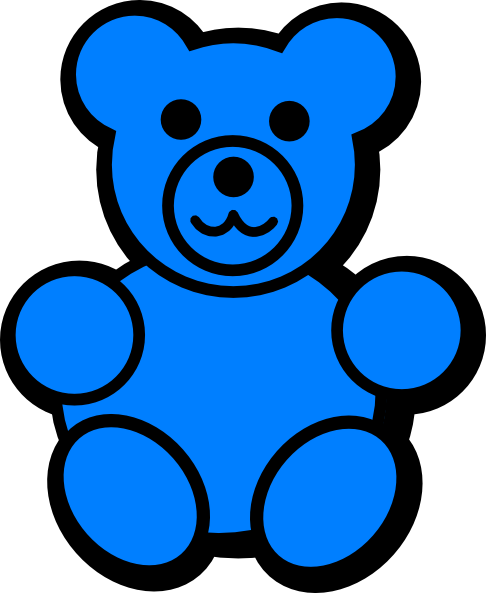 Clip Art Gummy Bear Clip Art gummy bear clipart best clip art blue vector online royalty gummy