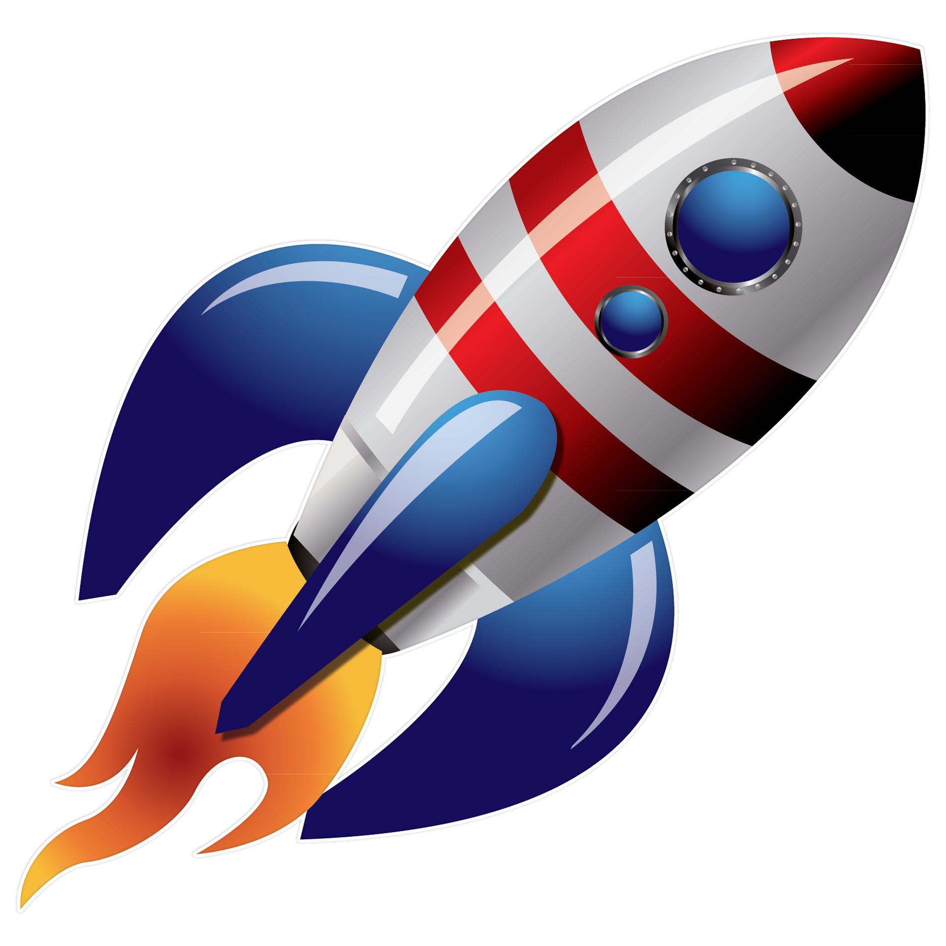 Gambar Rocket - ClipArt Best