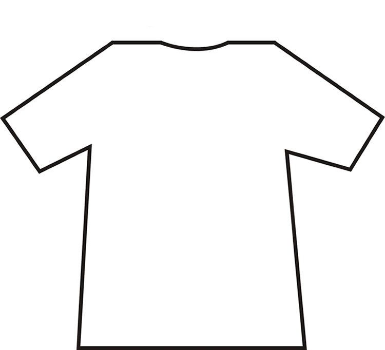 Blank Football Kit Template - ClipArt Best