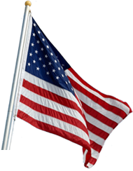 american flag pole png - photo #20