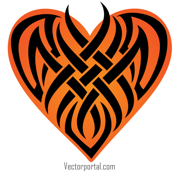 heart tattoo designs png clipart best. Black Bedroom Furniture Sets. Home Design Ideas