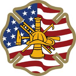 Firefighter Logo Clip Art