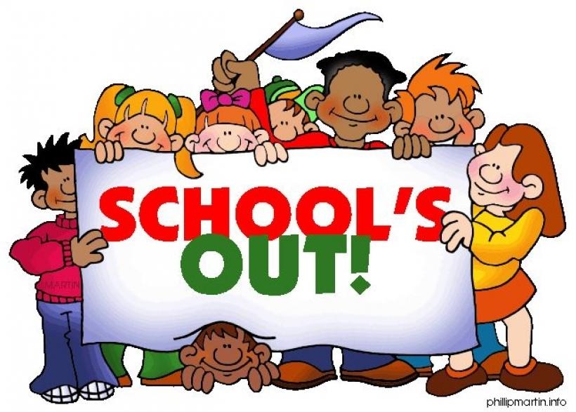 Schools Out Clip Art - ClipArt Best