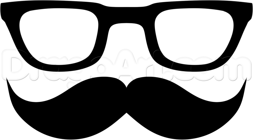 Drawing Of Sunglasses  outlined drawing of sunglasses clipart best