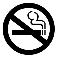 No Smoking Logo Vector (.EPS) Free Download