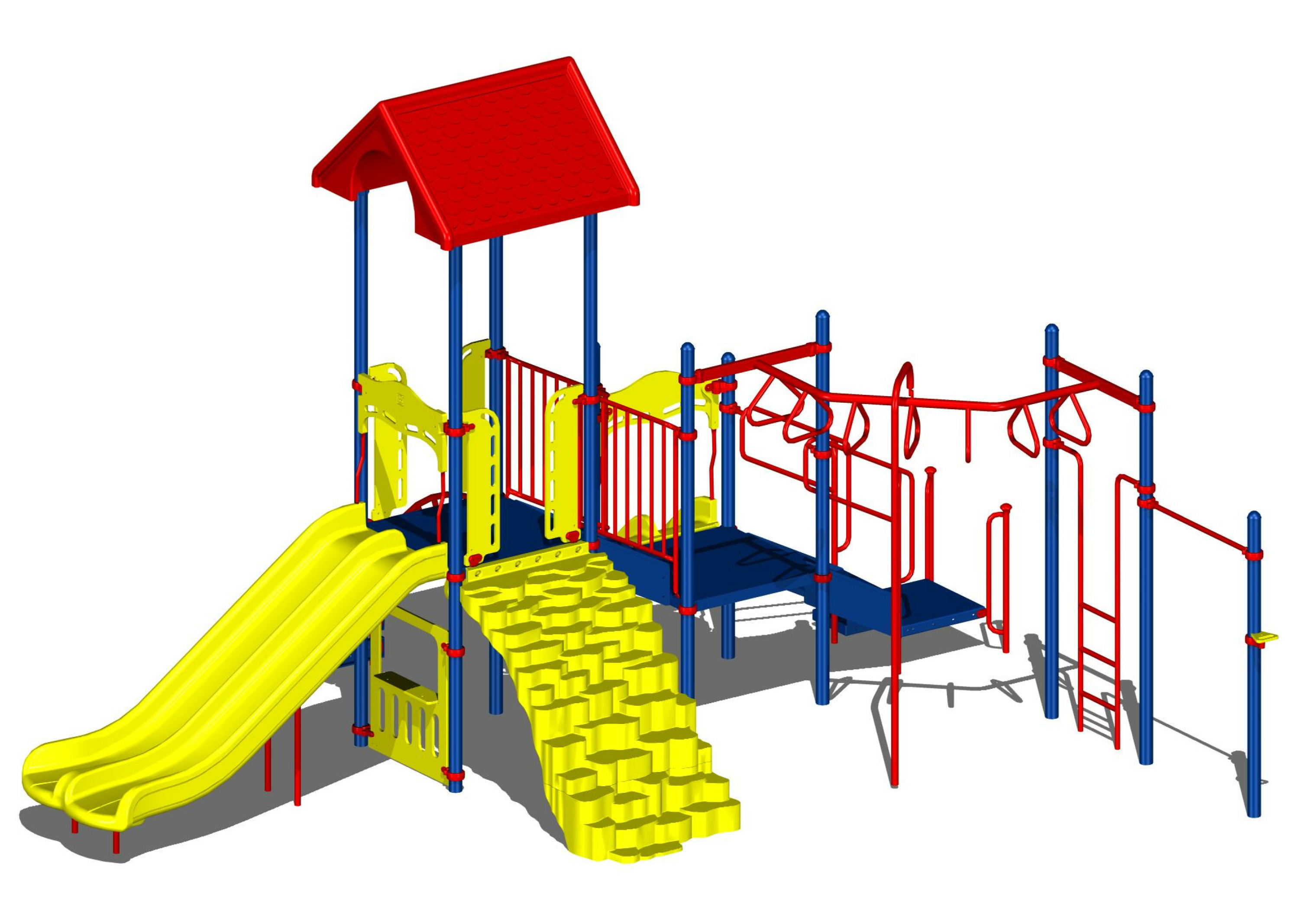 Los Angeles Playground Equipment Company Completes San Diego ...