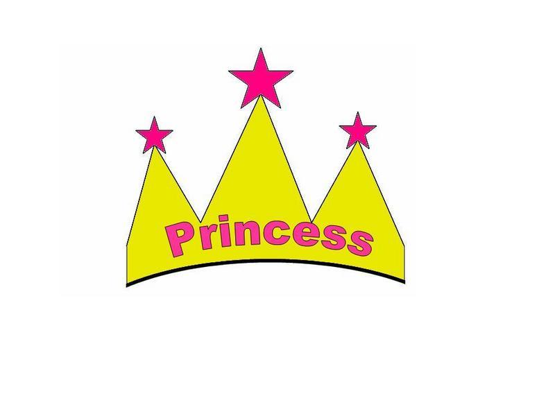 princess hat clip art - photo #14