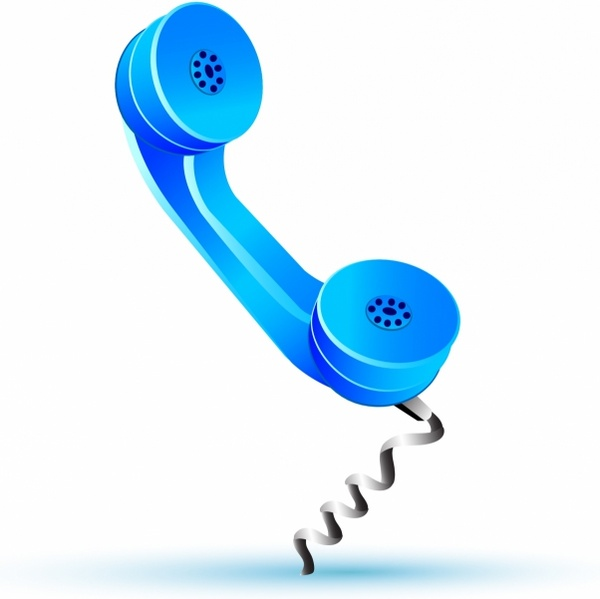 Telephone icon vector free vector download (13,370 Free vector ...