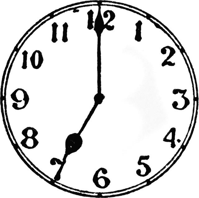 Clock Clip Art Black And White Free Clipart Images 2 Cliparting Com Clipart Best Clipart Best