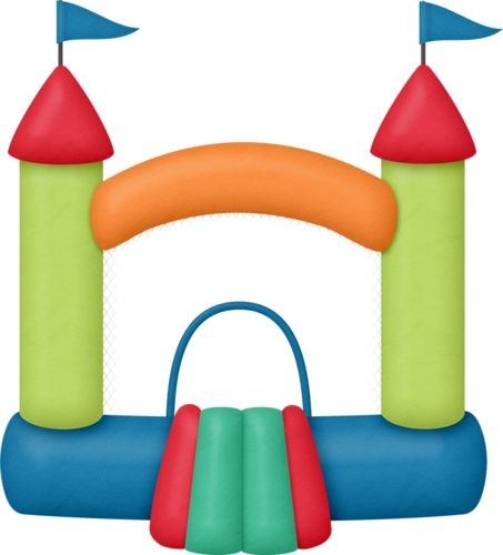 free bounce house clipart - photo #18