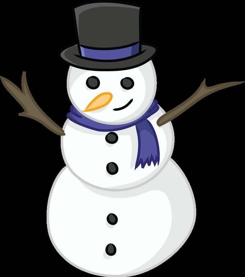 Snowman Clipart Best
