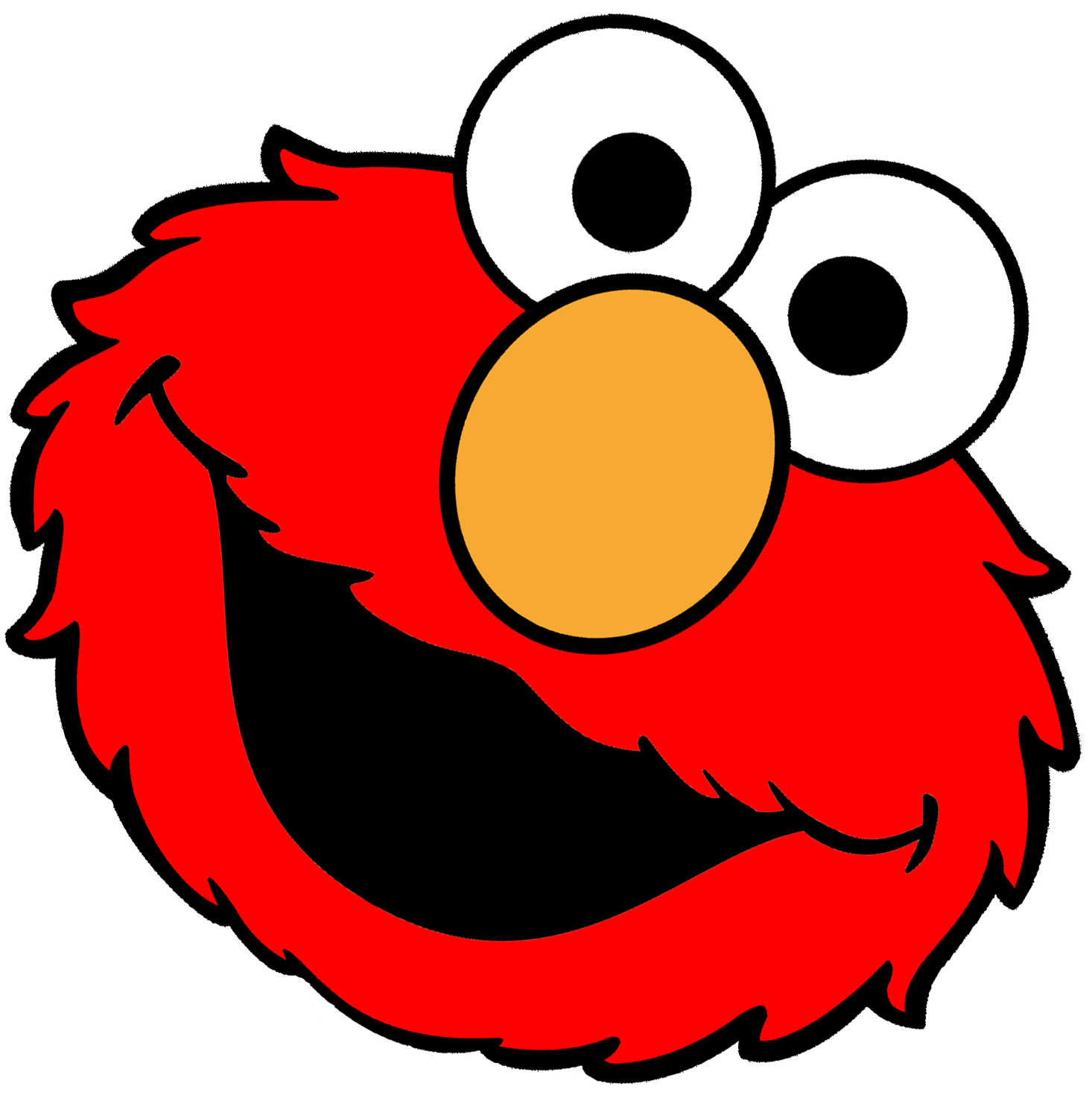 Elmo Cartoon - ClipArt Best